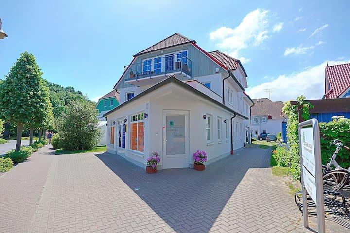 Ferienwohnung/App. für 4 Gäste mit 65m² in Zingst (23918)