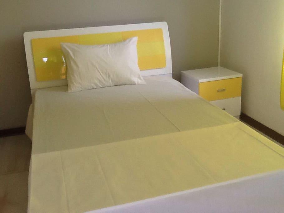 Single room, ideally for kids