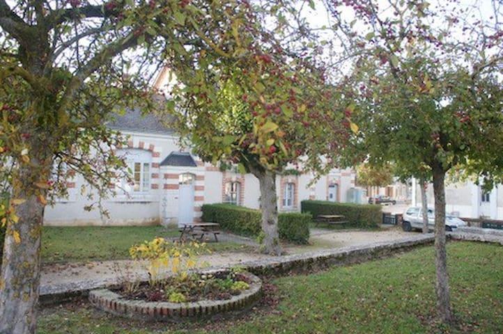 Gîte Les poètes de l'Ecole Buissonnière - Cheverny - Cheverny - Casa