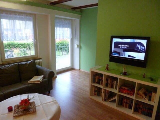 Gästehaus-Koblenz - 5 Schlafzimmer - Koblenz - Apartment