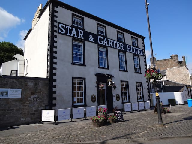 Star & Garter Hotel - Linlithgow - Bed & Breakfast