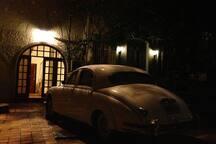 La Rosa de Ortega / Nuestro querido Jaguar