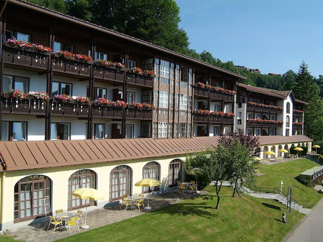 Apartment Holiday-Studio for 2 persons in Oberstaufen - Oberstaufen