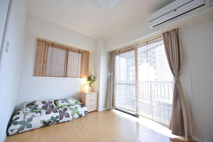 NEWOPENN6 Good Access Niporistation 6min to Ueno - Arakawa-ku - Apartmen