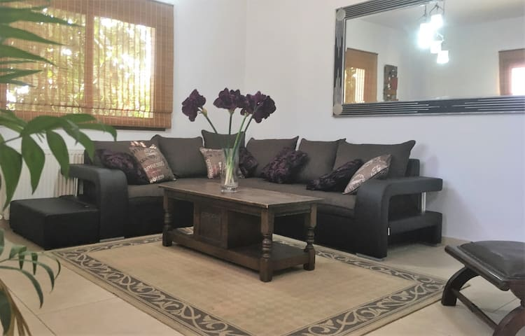 2nd Living Room with Double Sofabed