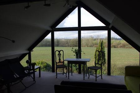 Panoramic Normany B&B TourdeFrance - Notre-Dame-de-Cenilly - Bed & Breakfast