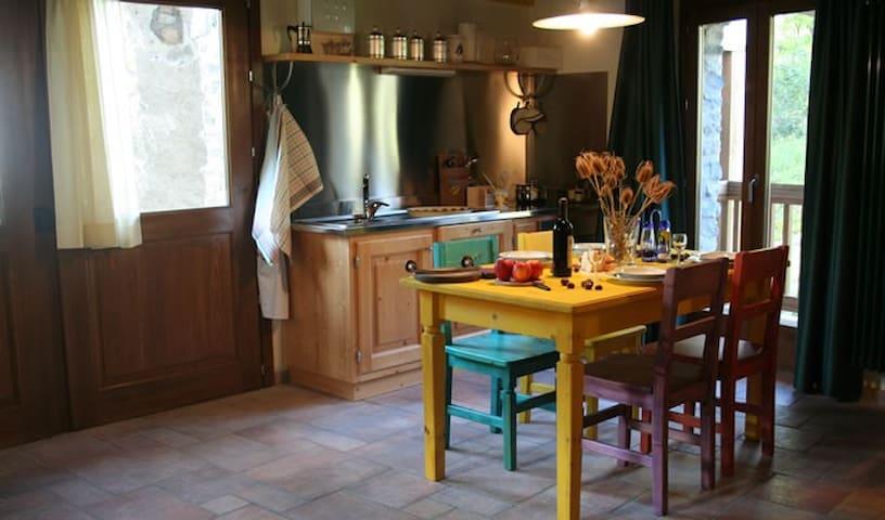 La Campaneto - Casa Arpaouza - Pietraporzio - Huis