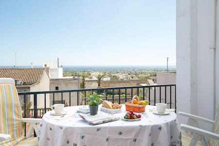 Good life in small village Mallorca - Felanitx - Apartamento