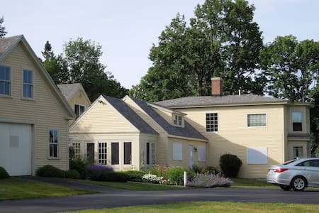Suite with private entrance - Wolfeboro - Bed & Breakfast