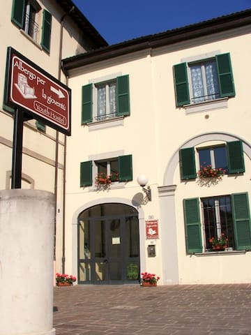 albergo ostello della gioventù - Santa Sofia - Oda + Kahvaltı