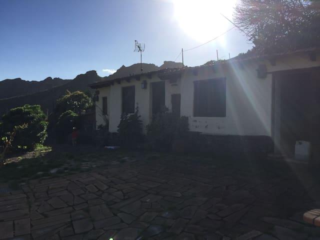 Increíble Casa Rural en Anaga Tfe. - El Bailadero - Casa