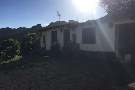 Increíble Casa Rural en Anaga Tfe. - El Bailadero - Hus