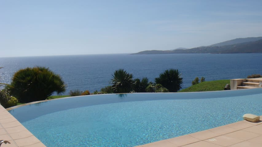 House with great sea views, Corsica - Coggia - House