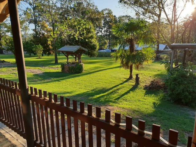 Quiet Hunter Valley retreat only mins to vineyards