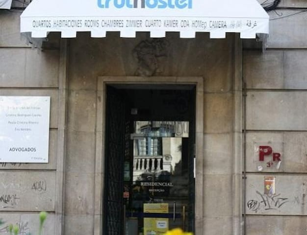 Truthostel - Center of Braga - Braga - Bed & Breakfast