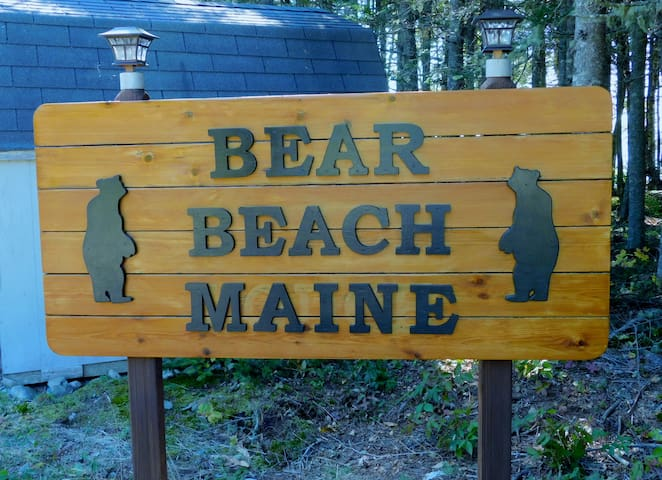 Guidebook for Bear Beach Maine