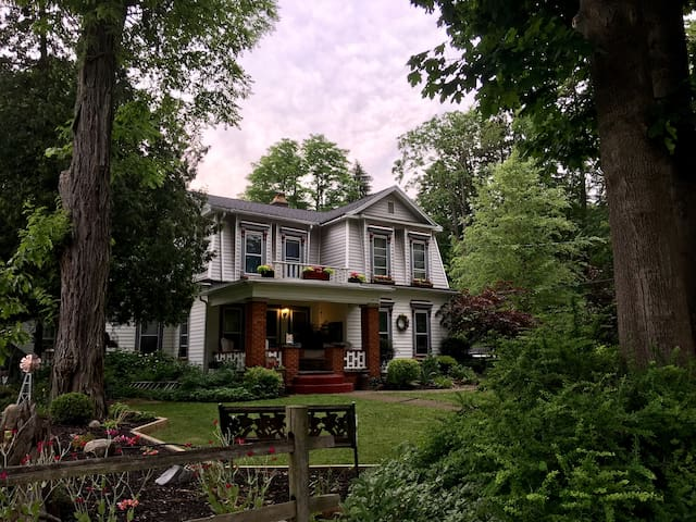 Come enjoy Victorian charm at Old Orchard Estate.
