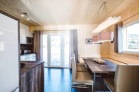 Nobles Chalet mit finnischer Sauna - Sankt Georgen am Kreischberg - Casa