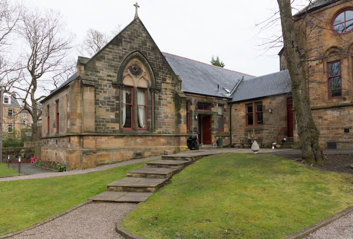 Stunning Unique Church Conversion  - Glasgow - Hus