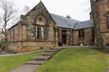 Stunning Unique Church Conversion  - Glasgow - Haus