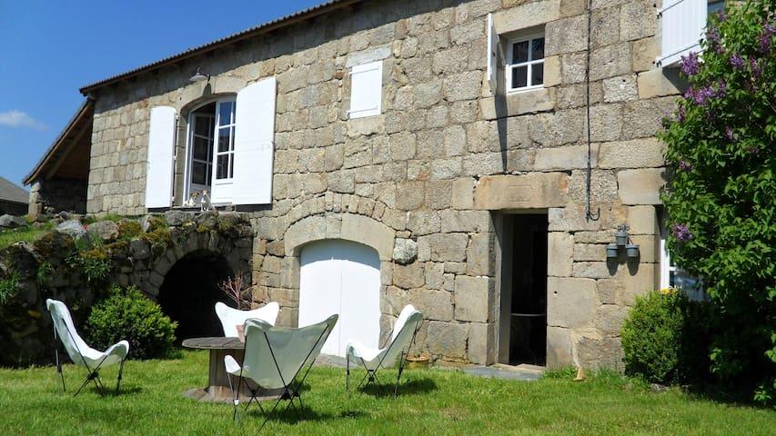 Belle maison familiale (11 pers) - Chenereilles - Casa