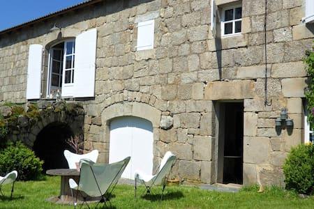 Belle maison familiale (11 pers) - Chenereilles - Rumah