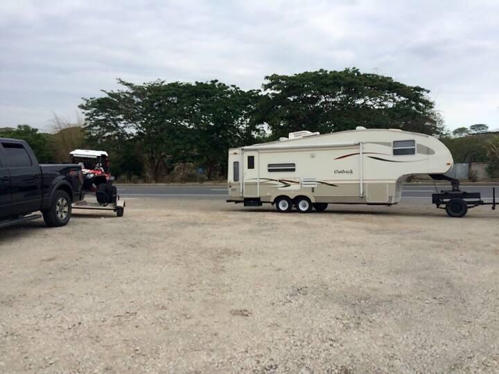 Camping Ecuador