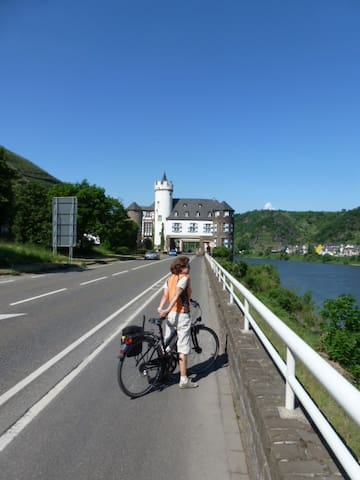 Lonniger House - nearby Koblenz and river Moselle