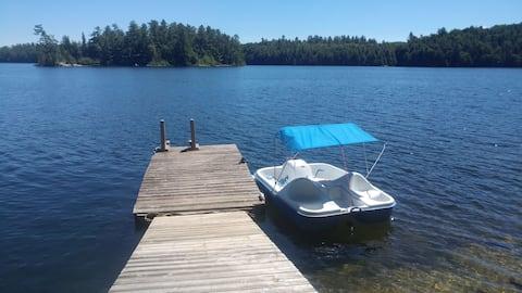 Chalet Lac Mcgregor 25 min. de Gatineau et Ottawa