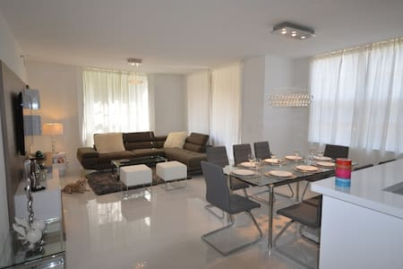 Luxury Apt 3BD  Aventura Yacht Club - Miami - Pis