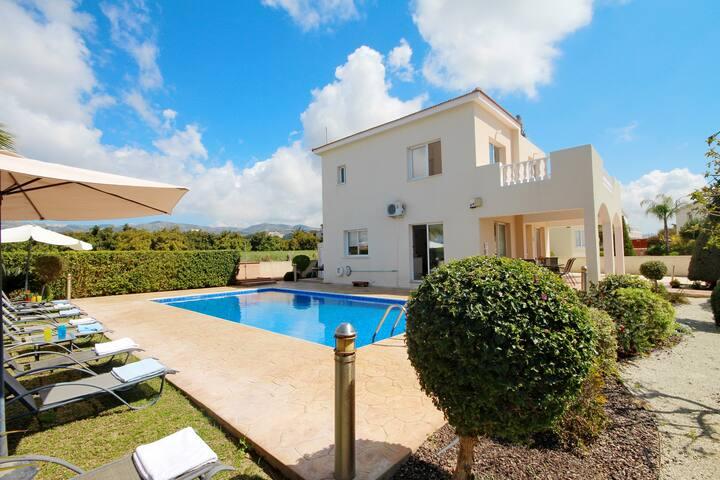 Villa Alyssia Coral Bay - Peyia - Hus