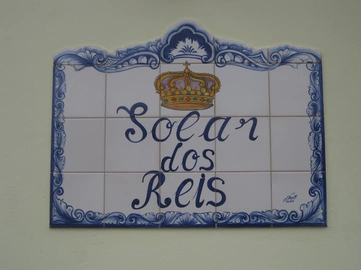 Solar dos Reis - Porto de Mós