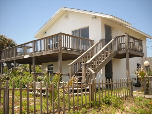 Unincumbered View of the Ocean! - Flagler Beach - Apartment