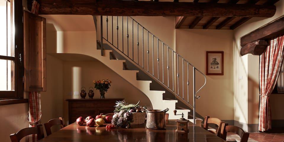 Il Castagno: CIPRESSO - Gambassi Terme - House