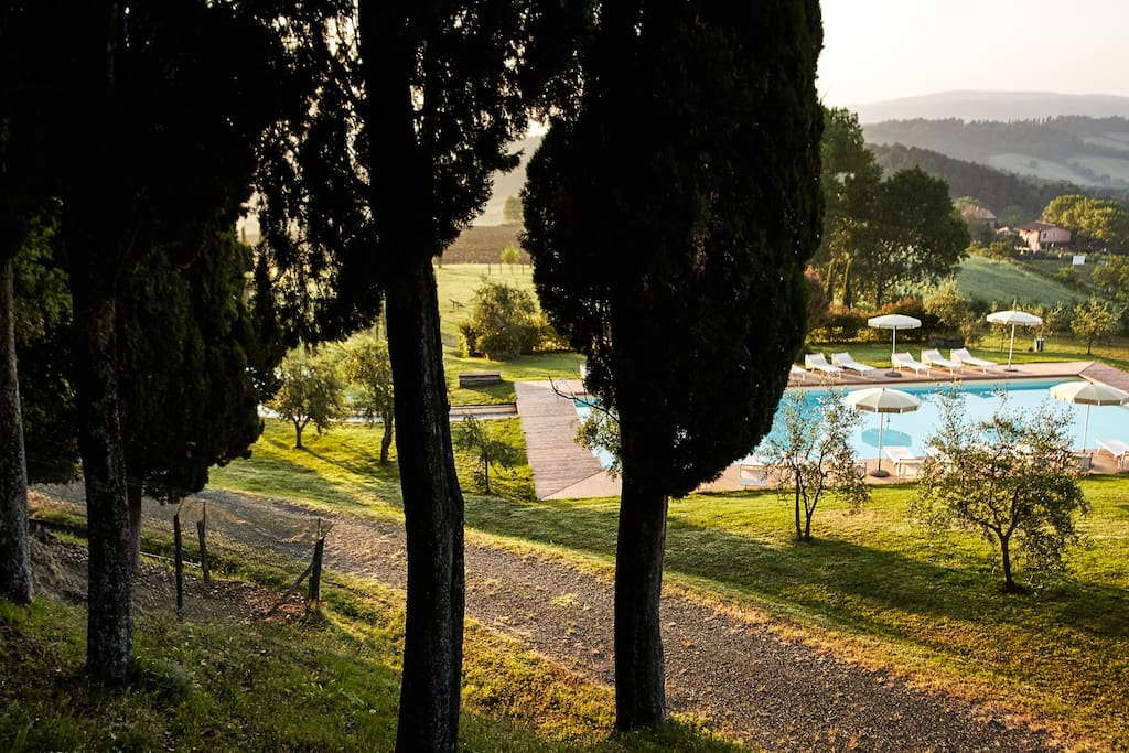 La piscina comune