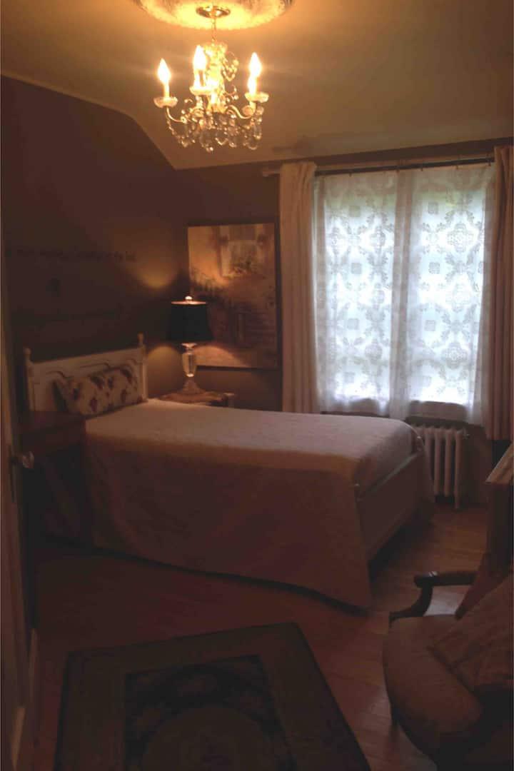 Old world charm Bedroom 1