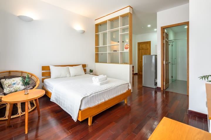 Right in Center!!! Lux Room with Balcony TC-52