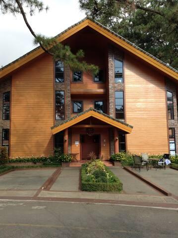 Forest Estate,Unit A3,Camp John Hay - Baguio - Pis