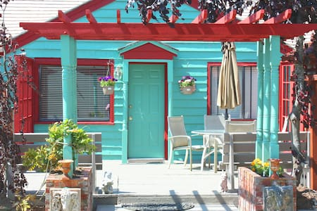 Meadowlark Cottage - Seaside Suite - Birch Bay - Kulübe
