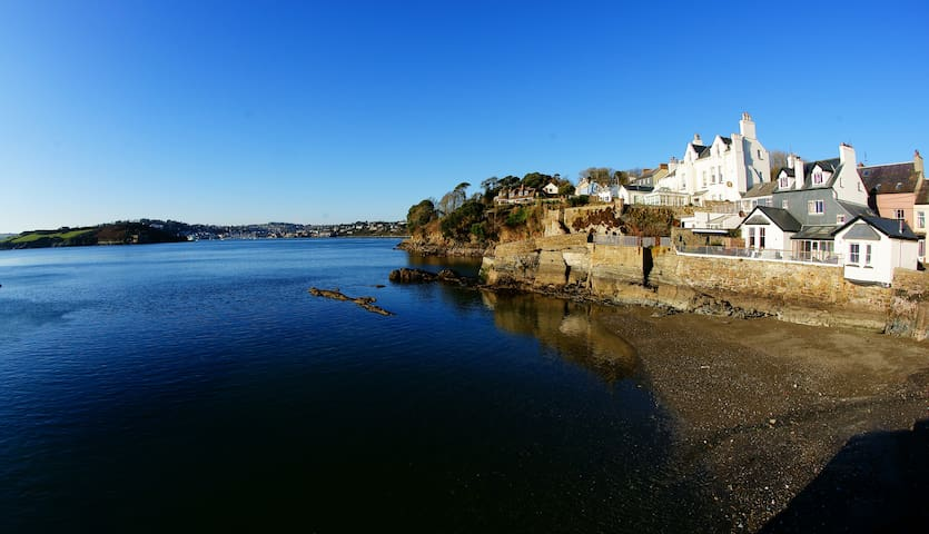 The Anchorage Seafront Property - Scilly Walk - Hus