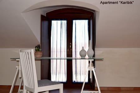 """La Bifora Apartment """"Karibik"""" - Ogliastro Cilento"""