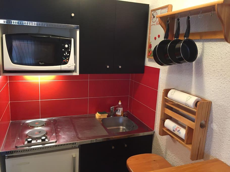 cuisine fonctionnelle et équipée