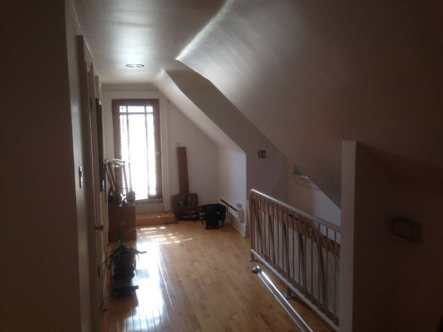 bright and white, hardwood floors