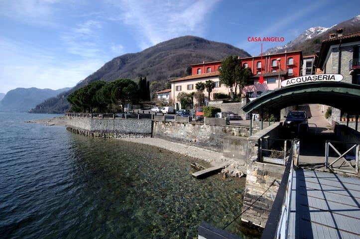 CASA ANGELO lake front house - Como - Dům