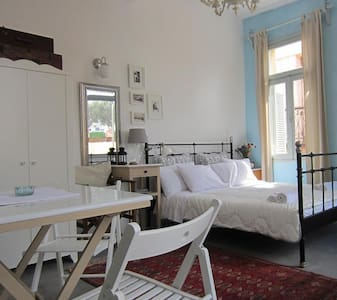 Cozy room in OldTown! - Chania - Rumah