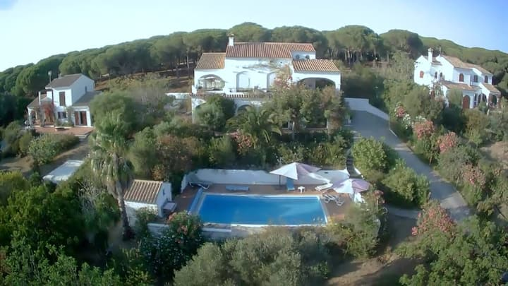 Beautiful Villa in Breñas Park, Pool, View, Bikes