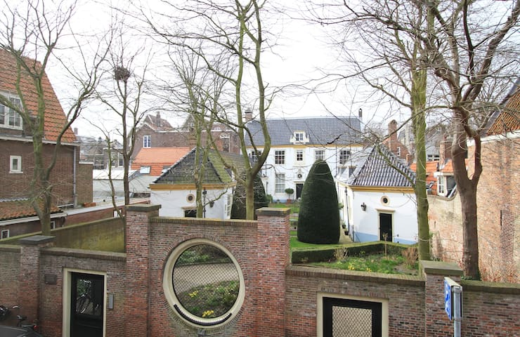 New: unique spot! lux. 2 bedroom - Haarlem - Bed & Breakfast