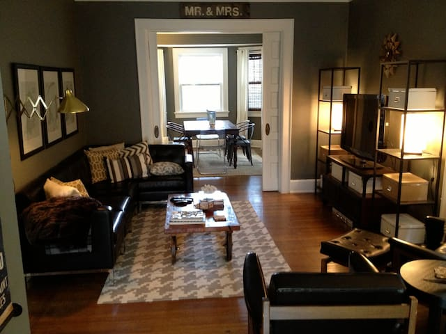 DOWNTOWN INDIANAPOLIS RENTAL HOME - GREAT LOCATION - Indianápolis - Casa