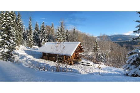 Log Guest Cabin, Vacation Rental  - Smithers