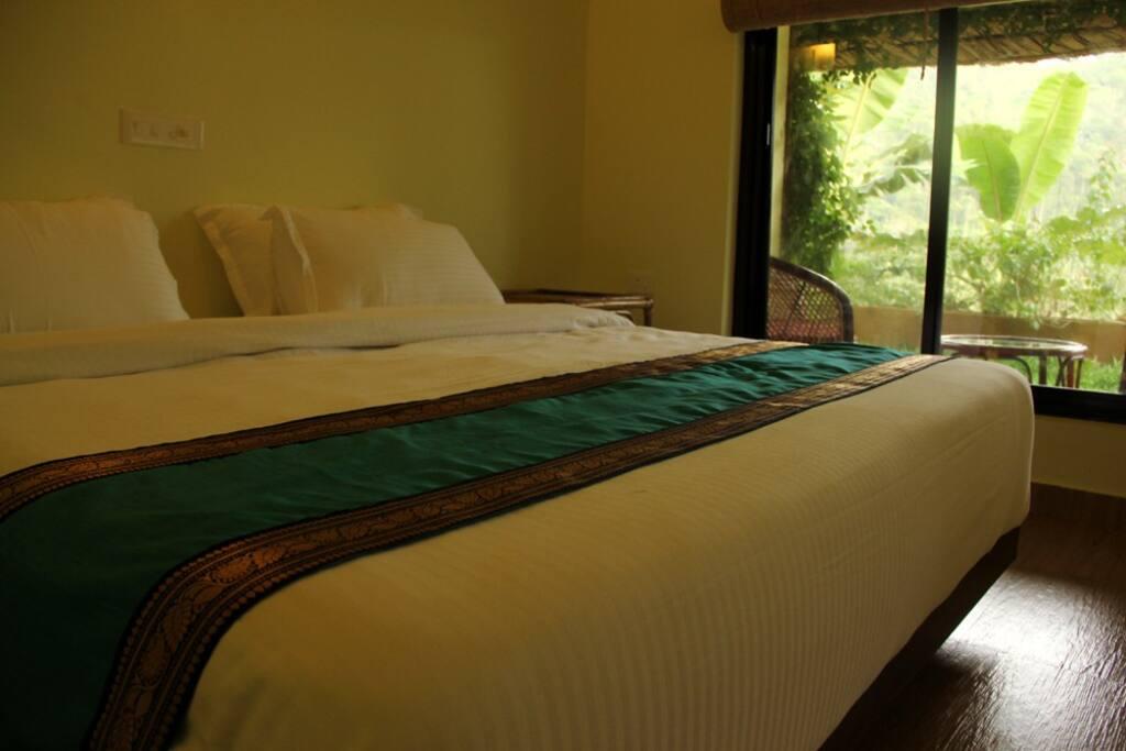 Premium room: Interiors